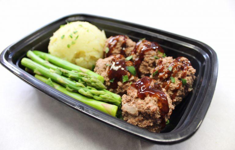 ground beef meatballs 90:10